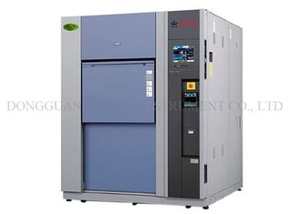 Industrial Auto Electronic Thermal Shock Equipment Cold And Hot Test Cabinet Thermal Shock Test Equipment