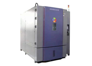 Simulation Altitude Pressure Temperature Humidity Test Chamber AC380V / 50Hz Power Supply High Altitude Chamber