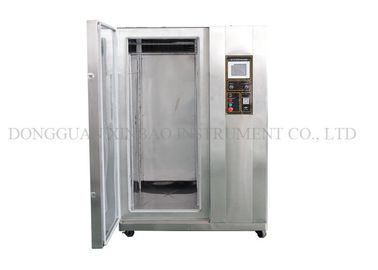 Customized Walk In Climatic Chamber Precise Temperature Control With Sliding Doors